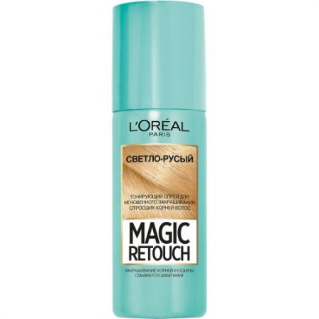 LOREAL MAGIC RETOUCH Тонирующий спрей 5 Светло Русый