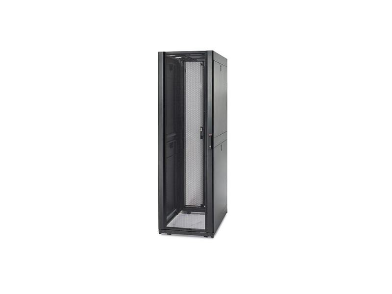 Картинка для Шкаф APC NetShelter SX 42U 600ммx1070мм Deep Enclosure with Sides черный AR3100