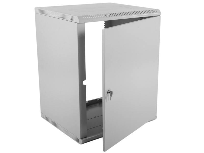 Шкаф настенный ЦМО разборный (ШРН-Э-15.650.1) 15U, 600x650мм, дверь металл