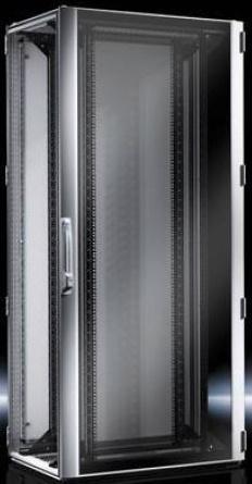 лучшая цена Шкаф напольный 42U Rittal 5511.131 800x1200mm серый