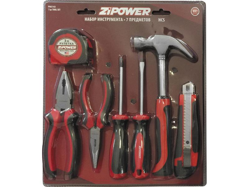 ZIPOWER пассатижи zipower pm6484