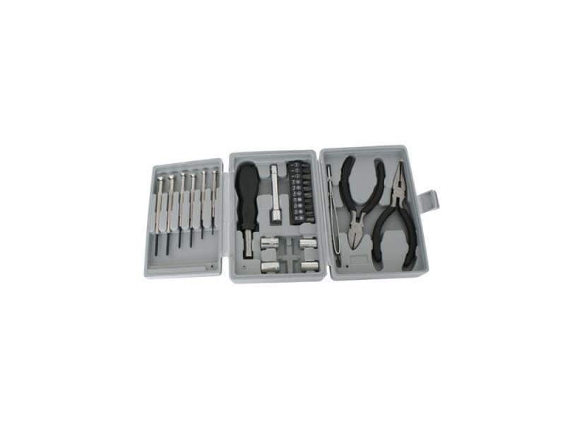 Набор инструментов 5bites TK029, 25 предметов, саквояж цена